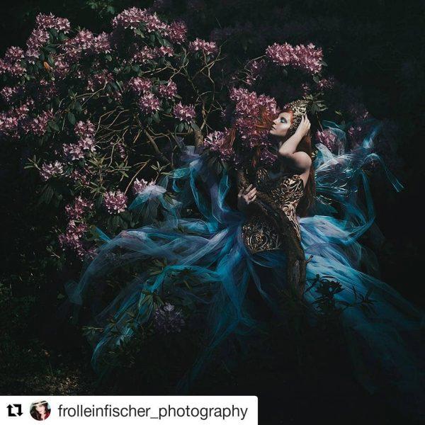 jupe tutu femme shooting photo feerie fantasy fantastique art
