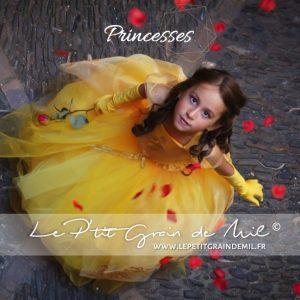 Robes Tutus de Princesses