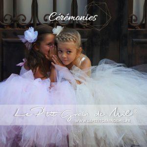 Robes Tutus Cérémonies Demoiselle d'Honneur
