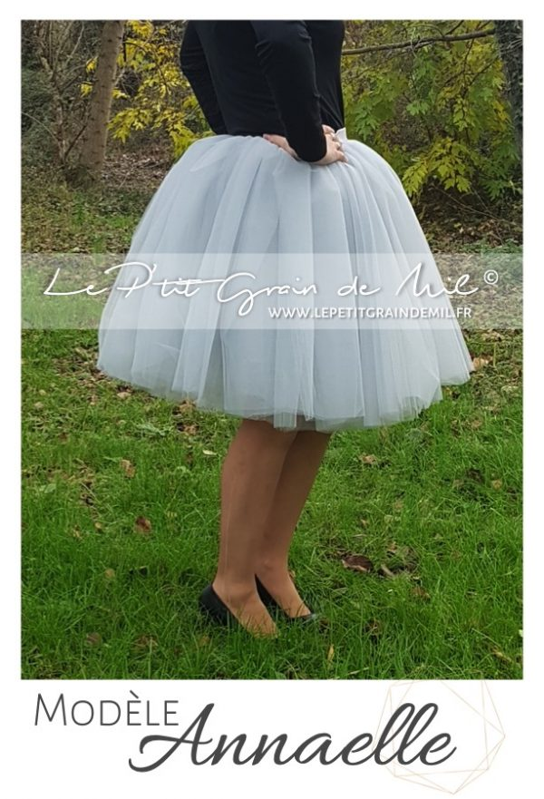 jupe tulle femme mariage ultra volume