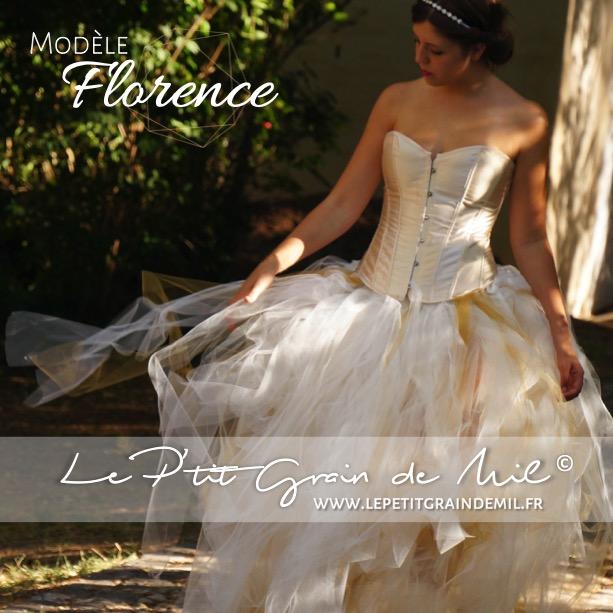 Jupe Tutu Longue Femme Mariage ● FLORENCE