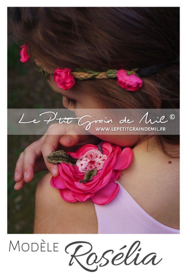robe de demoiselle d'honneur mariage theme printemps fleurs