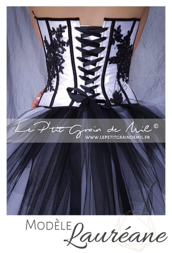 robe de mariée rock bohème