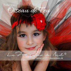 bandeau accessoire cheveux mariage cérémonie cabaret moulin rouge fille femme