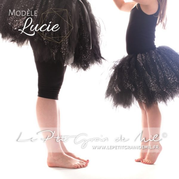 duo robe jupe tutu mère fille ensemble tutu dress mother daughter