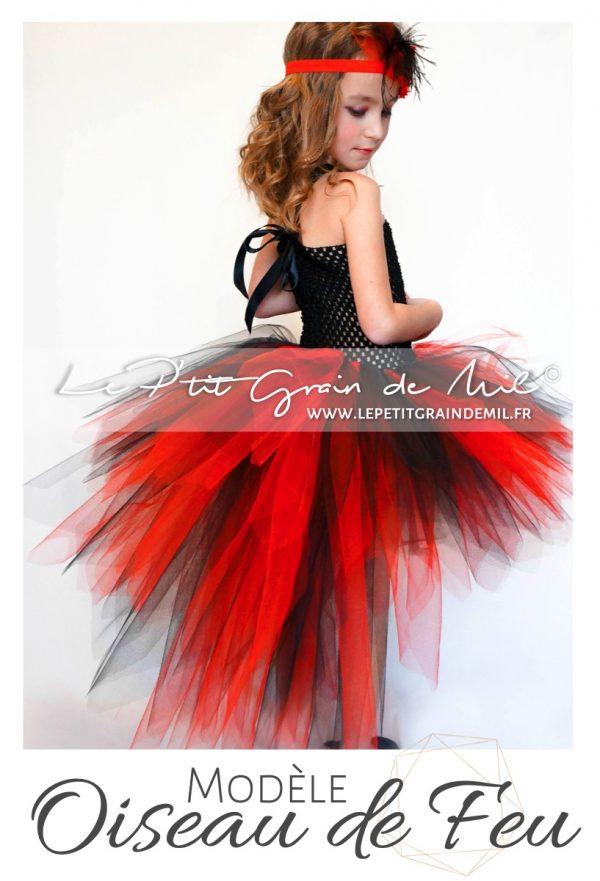 robe tutu déguisement costume mariage theme cabaret moulin rouge fille