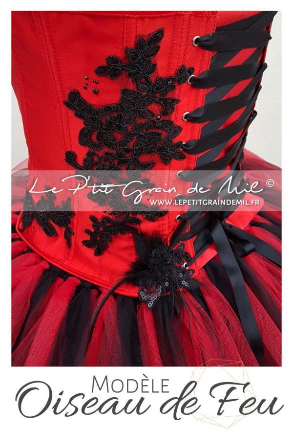 robe tutu femme déguisement costume cabaret moulin rouge femme