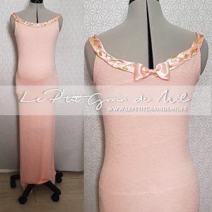 robe de maternité mariage cérémonie grossesse future maman