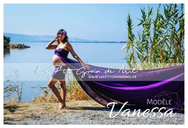 robe maternité shooting photo femme enceinte grossesse voile shooting séance photo femme enceinte future maman