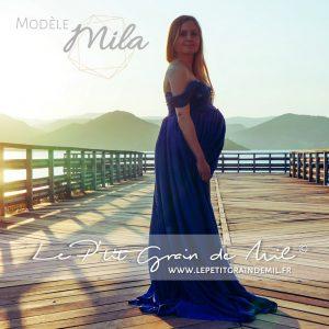 robe-de-grossesse-maternité-bleu-roi-shooting-photo-photographe-femme-enceinte