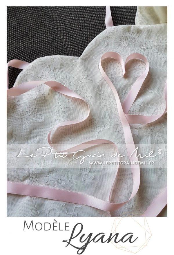 bustier coeur enfant fille robe de mariage cérémonie cortège robe de princesse