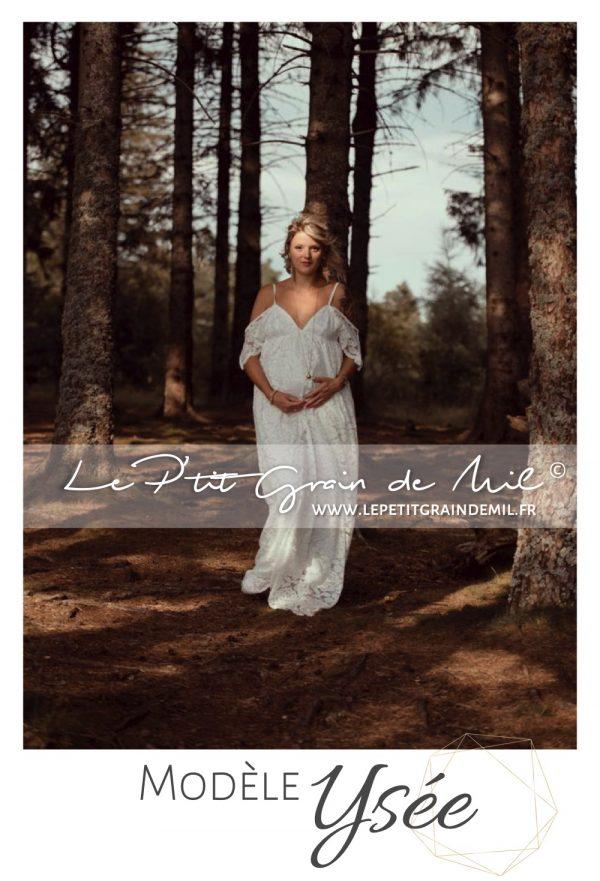 location robe maternité bohème grossesse shooting photo photographe femme enceinte