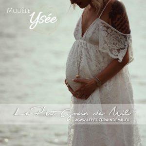 robe bohème femme enceinte grossesse séance shooting photo