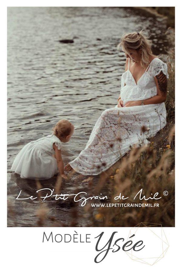 shooting photo grossesse maternité femme enceinte boheme