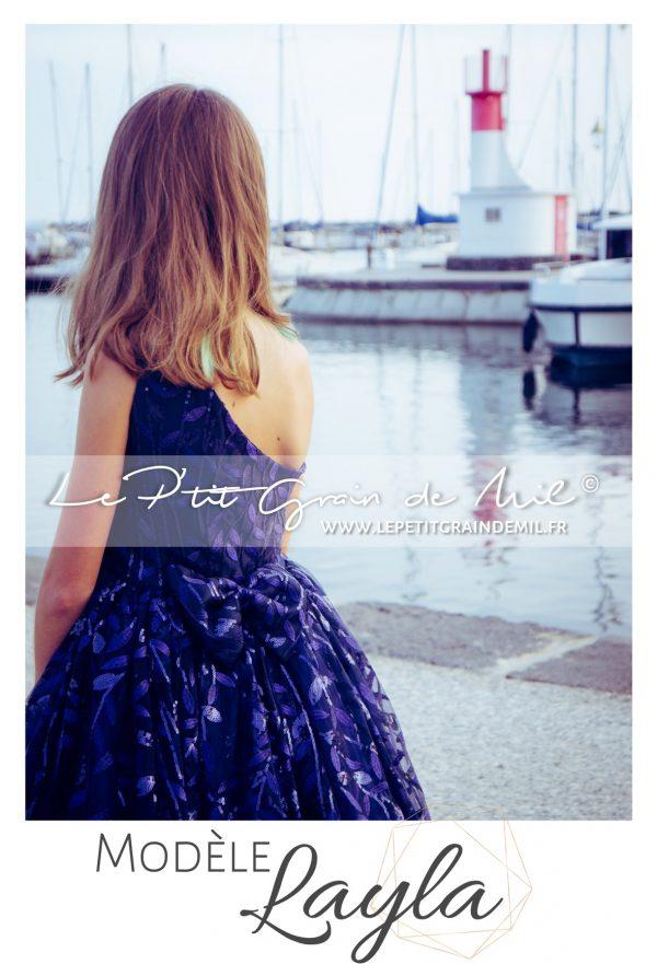 robe de mariage pour ado 10 12 14 Ans luxe créateur prestige