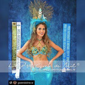 costume régional miss internationale france